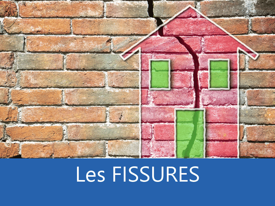 expert fissures, fissure maison, apparition de fissures batiment, problème structure bâtiment,