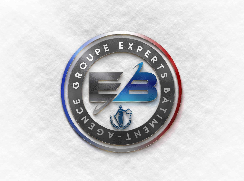 Logo 3d GEB BBR fond Blanc